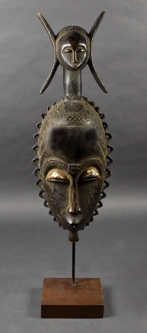 West African Baule Face Mask