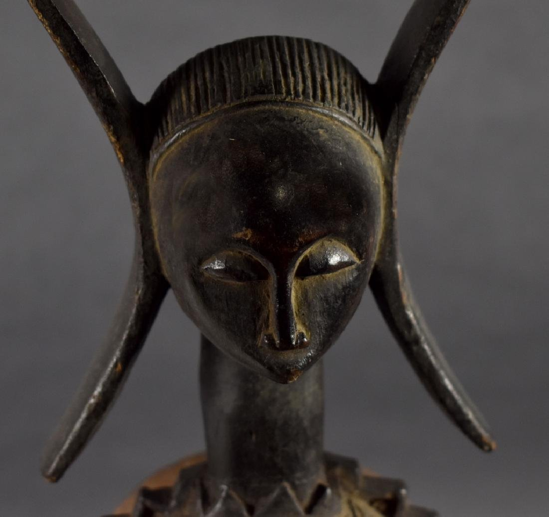 West African Baule Face Mask - 2