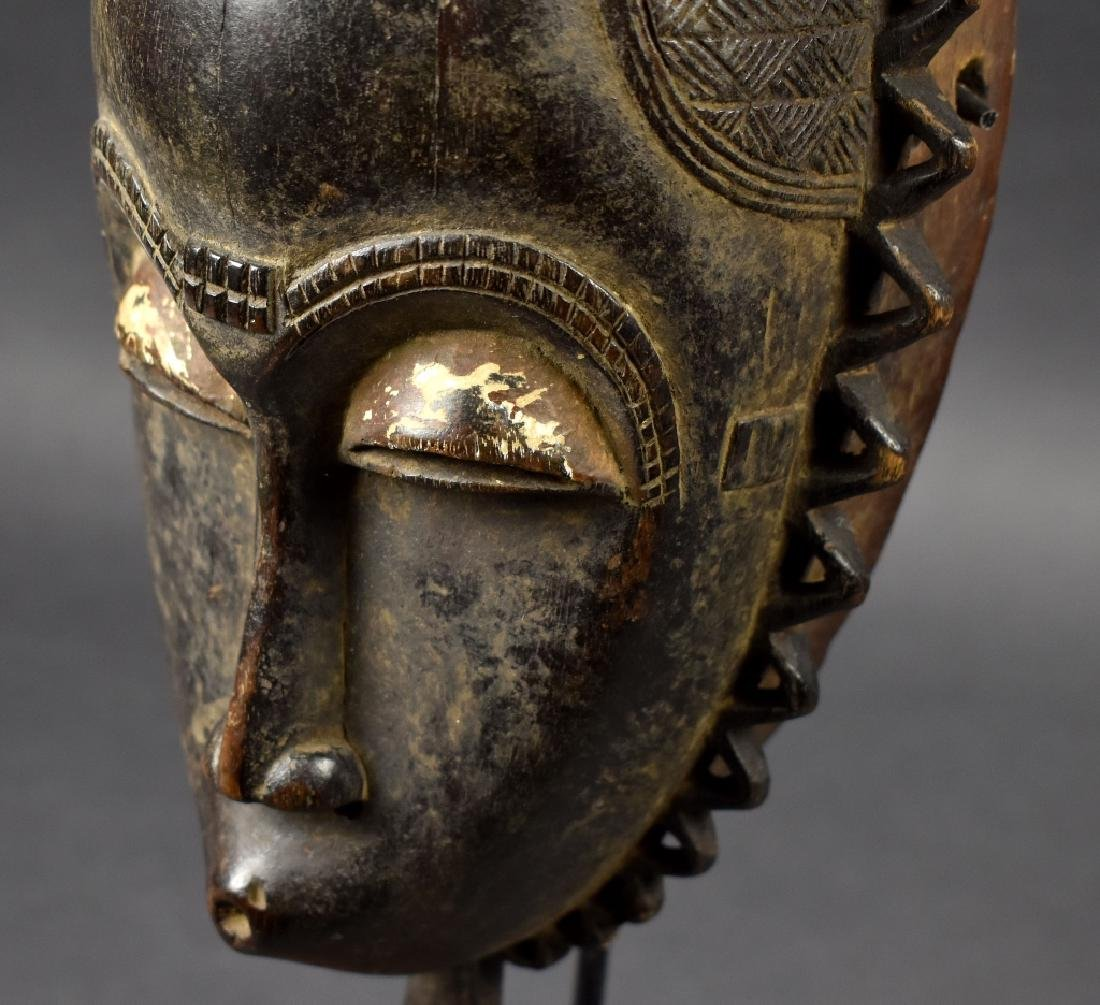 West African Baule Face Mask - 3