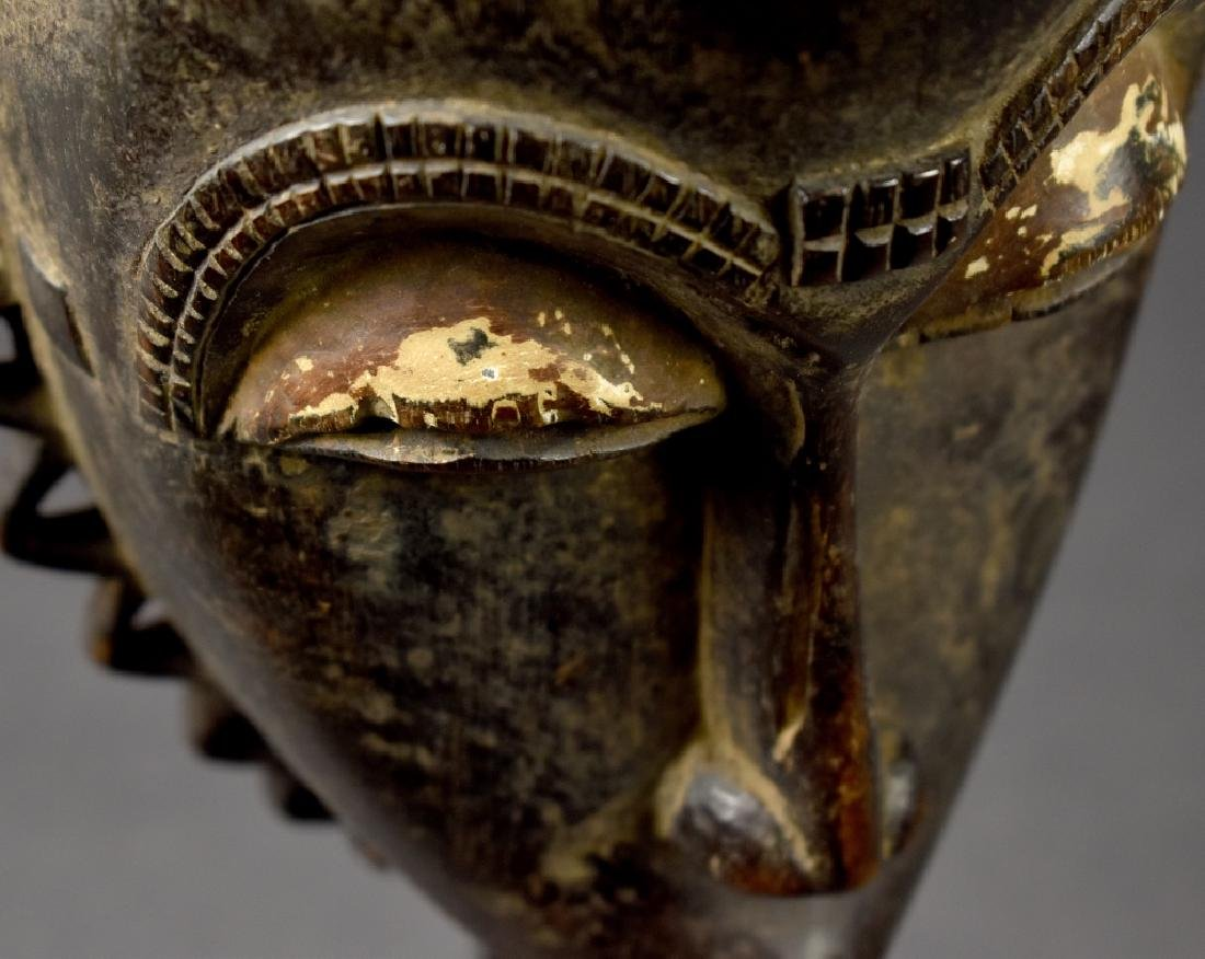 West African Baule Face Mask - 5