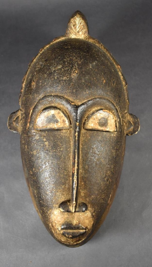 West African Baule Face Mask