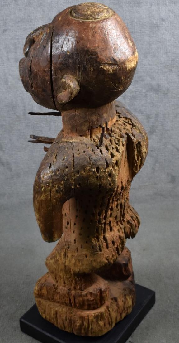 Kongo Nail Fetish Figure - 4