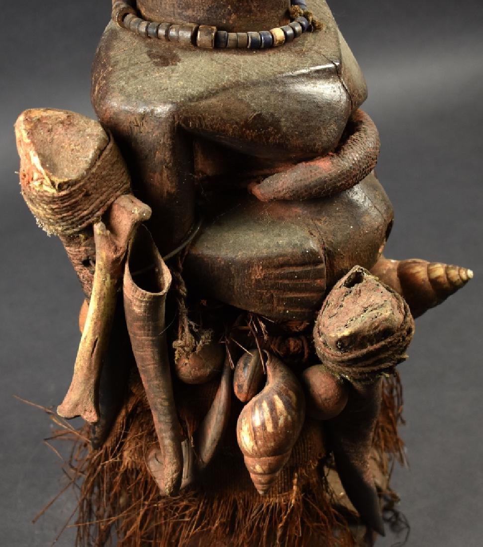 Songye Fetish Figure - 3