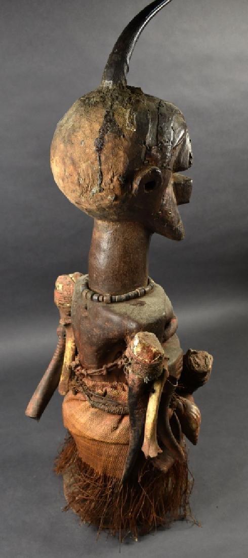 Songye Fetish Figure - 4