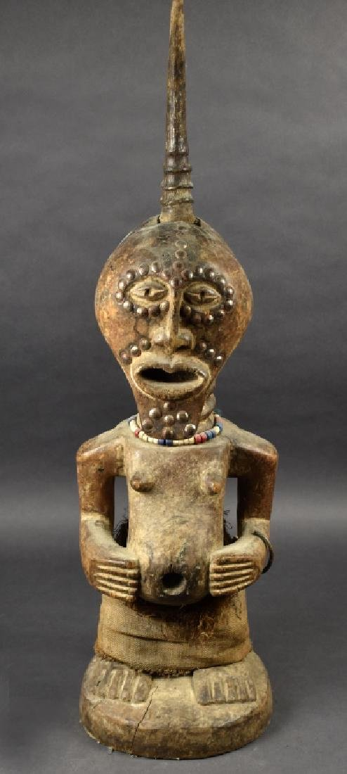 Songye Male Fetish Figure