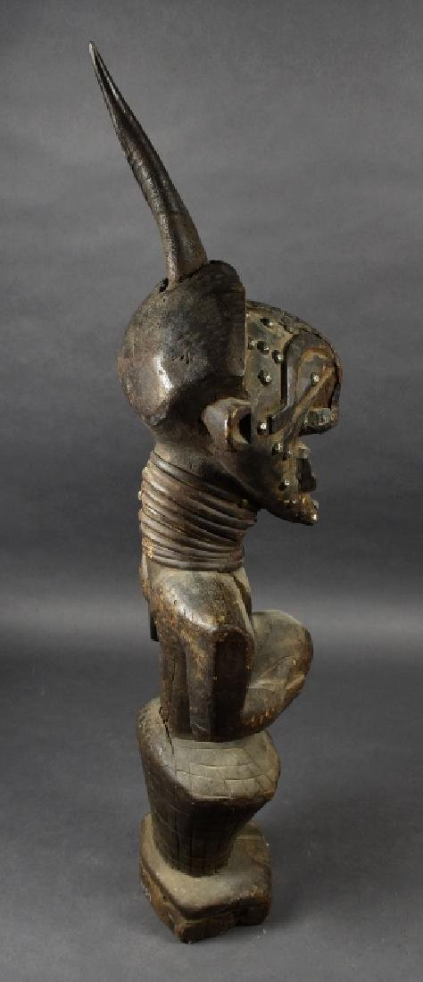 Songye Male Fetish Figure - 3