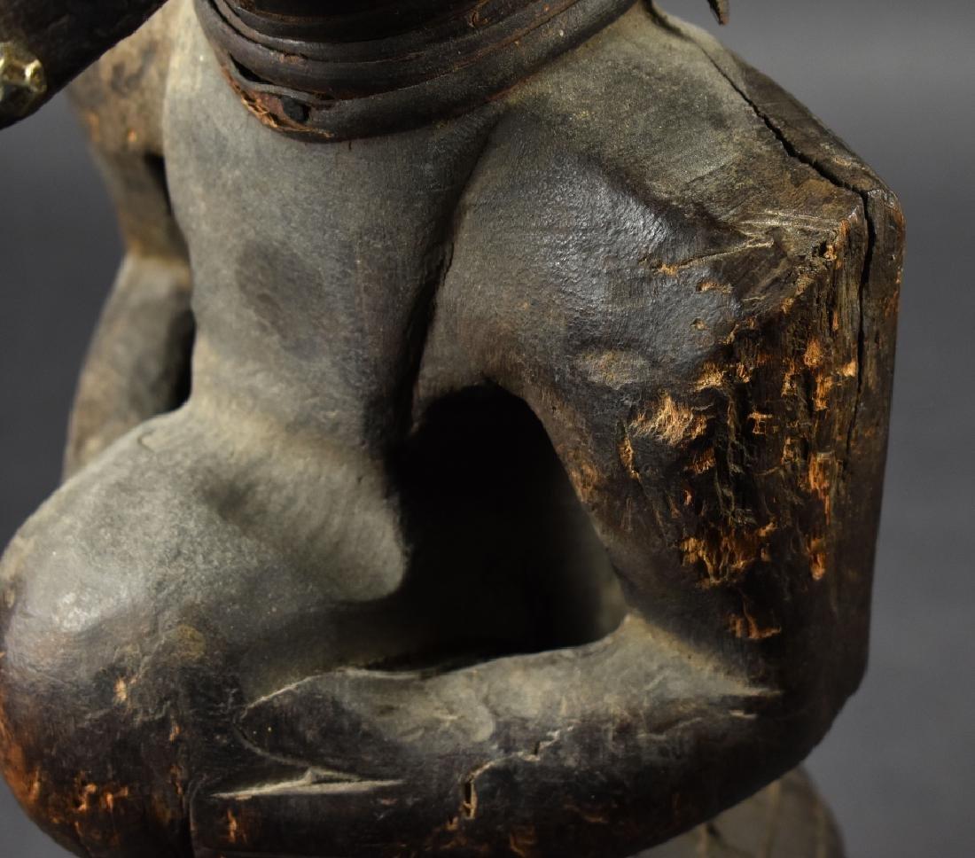 Songye Male Fetish Figure - 6