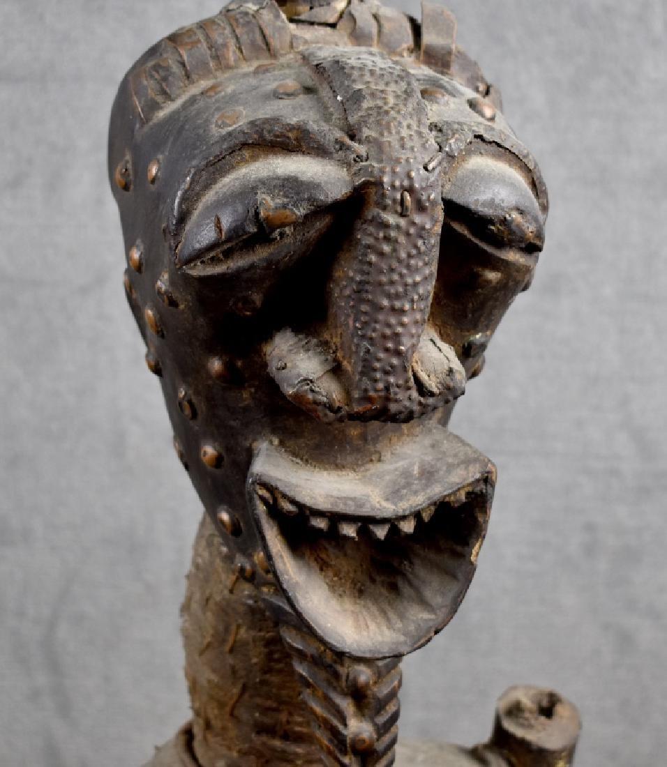 Songye Male Fetish Figure - 2