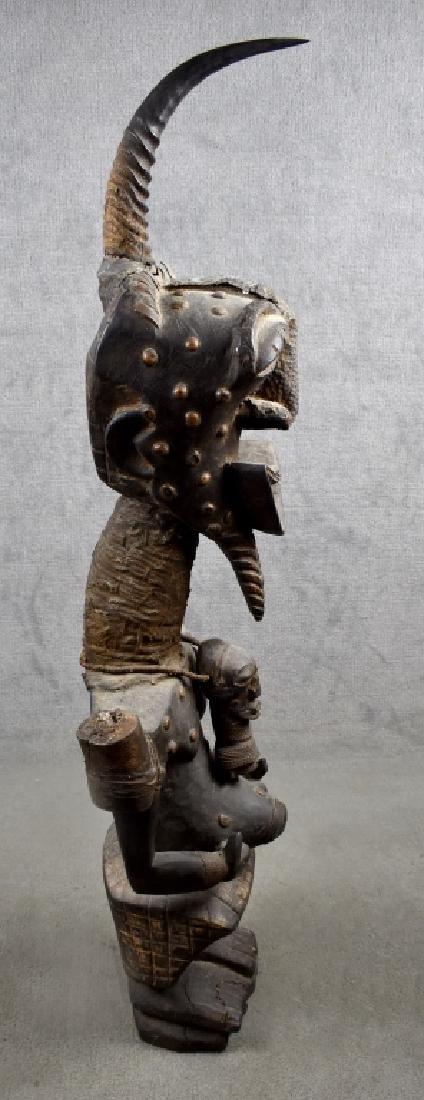 Songye Male Fetish Figure - 5