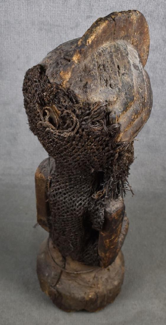 Songye Male Fetish Figure - 4