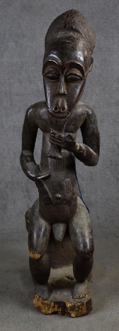 Baule Male Figure