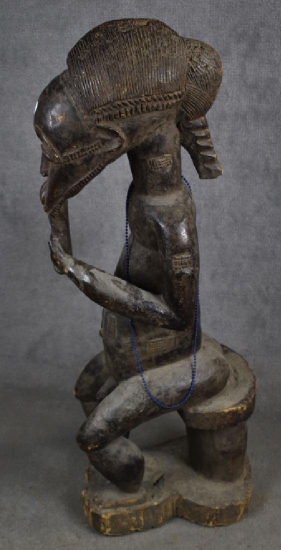 Baule Male Figure - 3