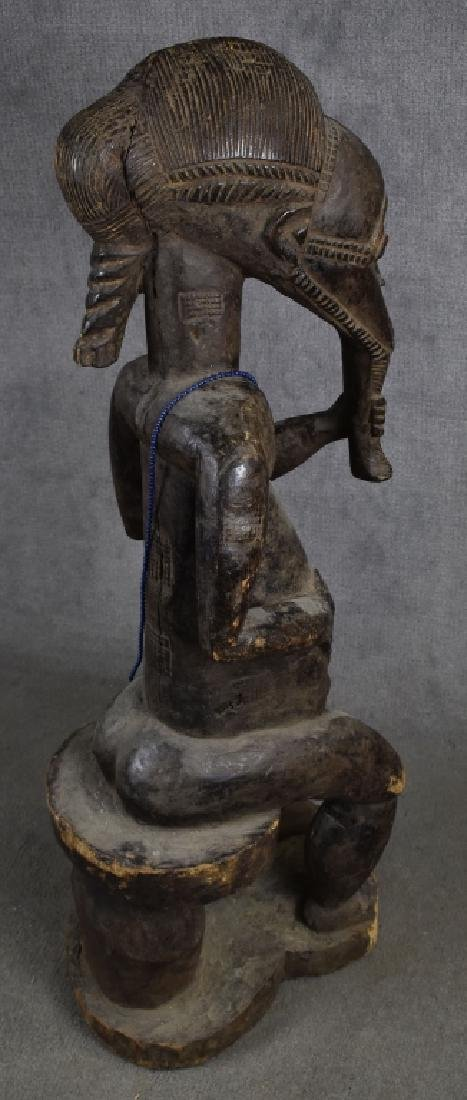 Baule Male Figure - 4
