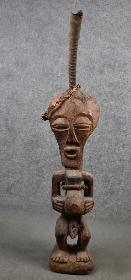 Songye Male Power Figure