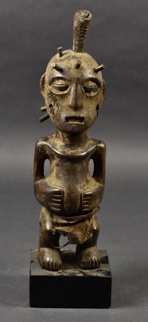 Songye Male Power Figure Mask