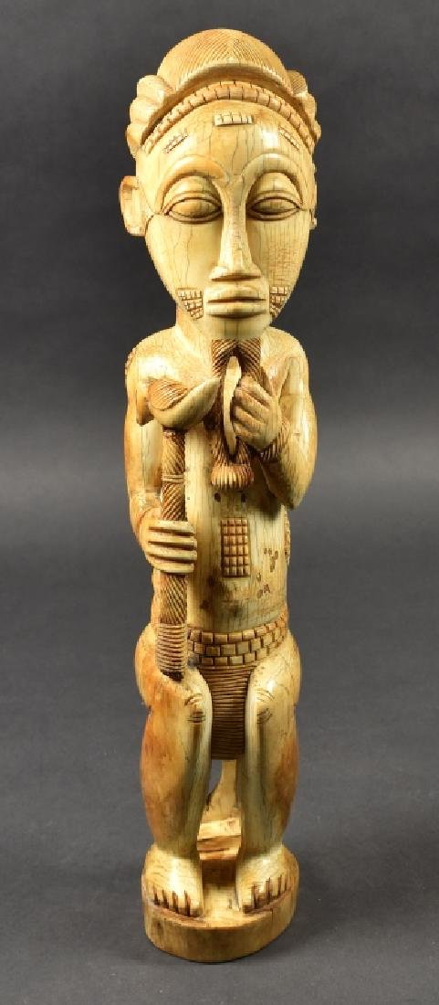 "Baule ""Ivory"" Male Figure"