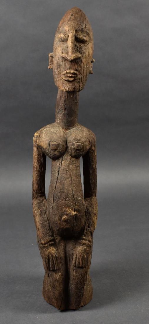 Yorba Female Figure