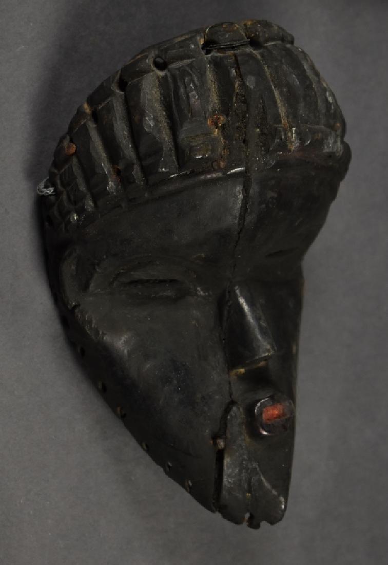 Three Baule Masks - 3