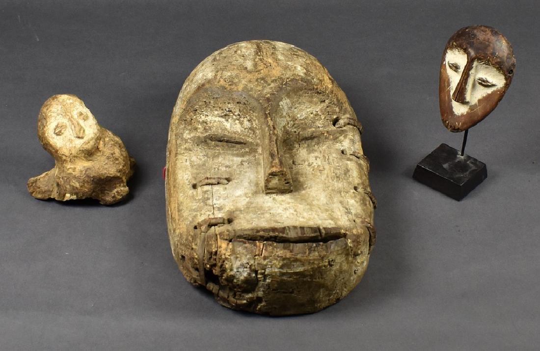 Three Lega Masks