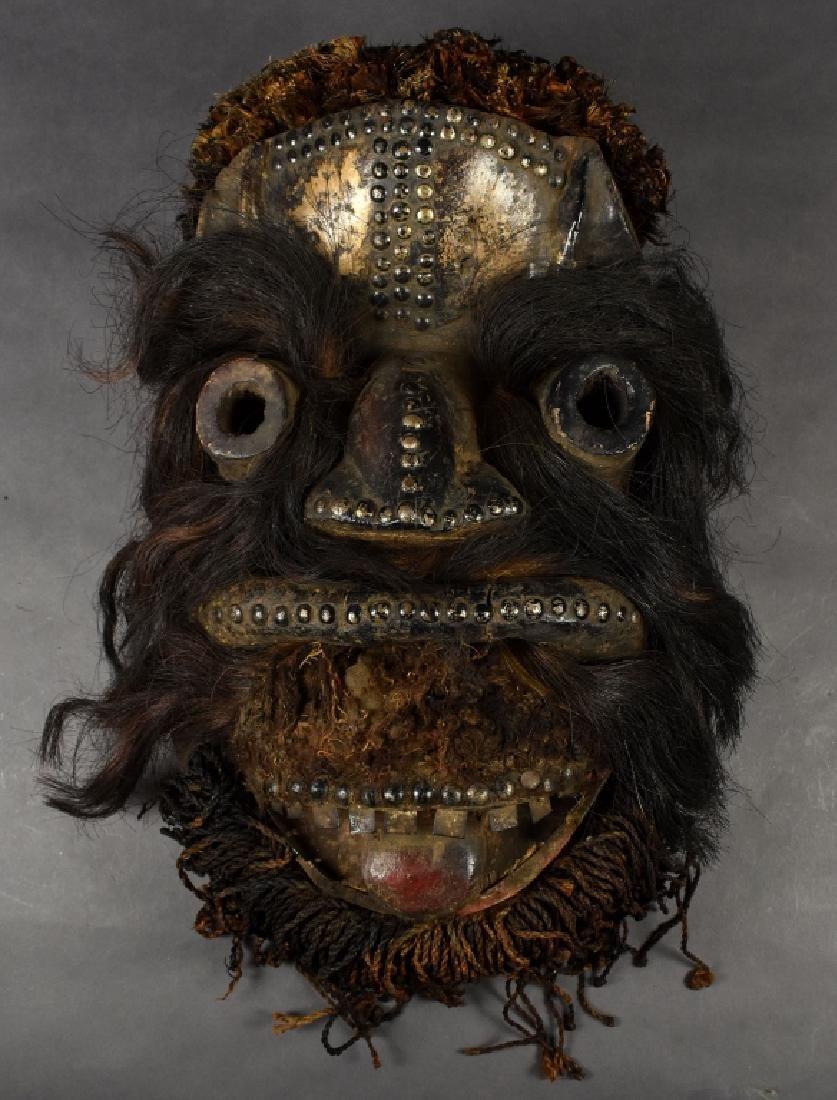 Gere Figure Mask