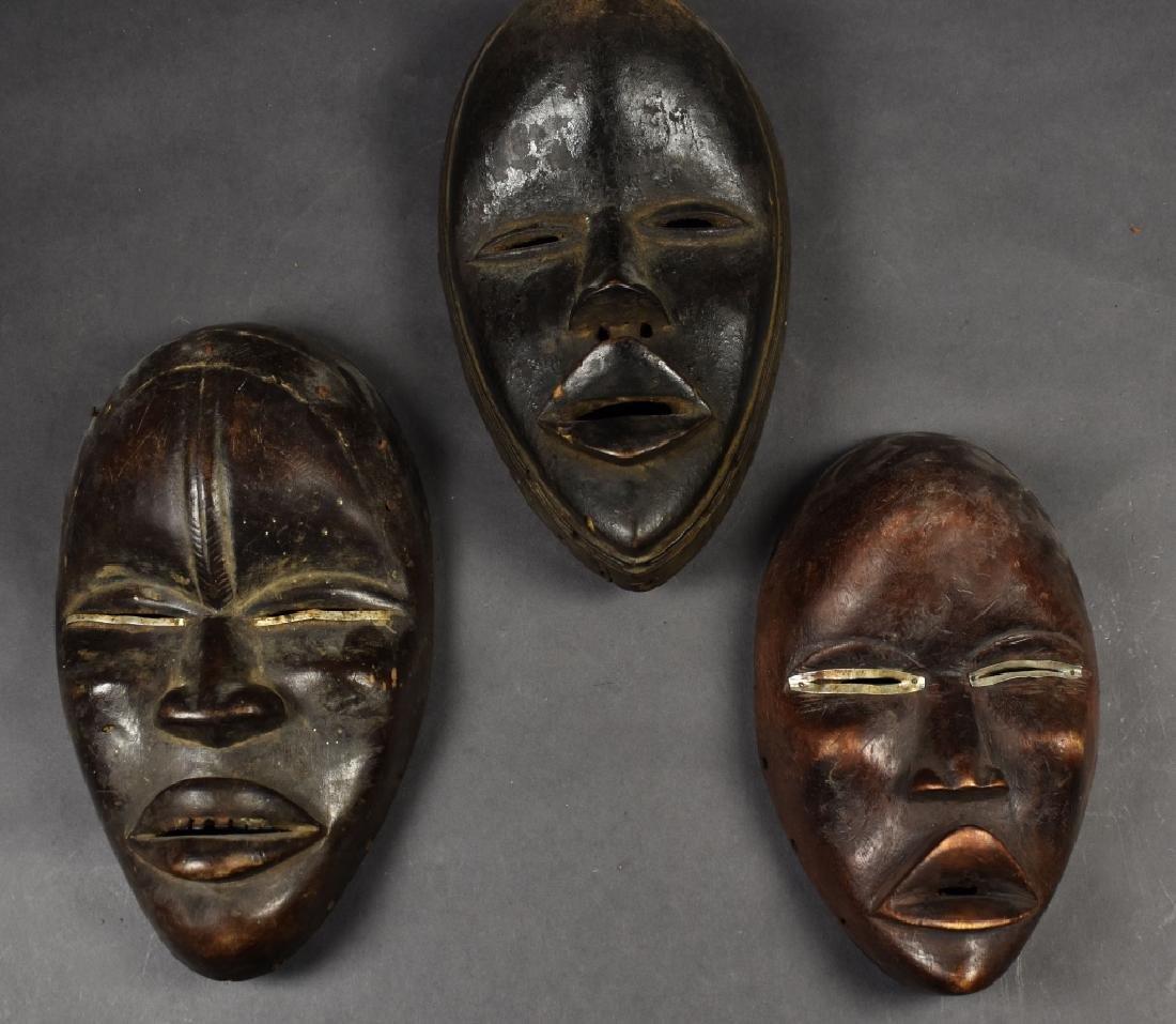 Group of Three Dans