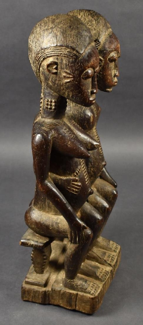 Dogon Male and Female Figure - 2