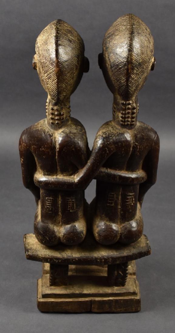 Dogon Male and Female Figure - 5