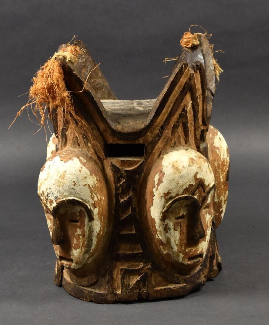 Lega Four Faced Helmet Mask