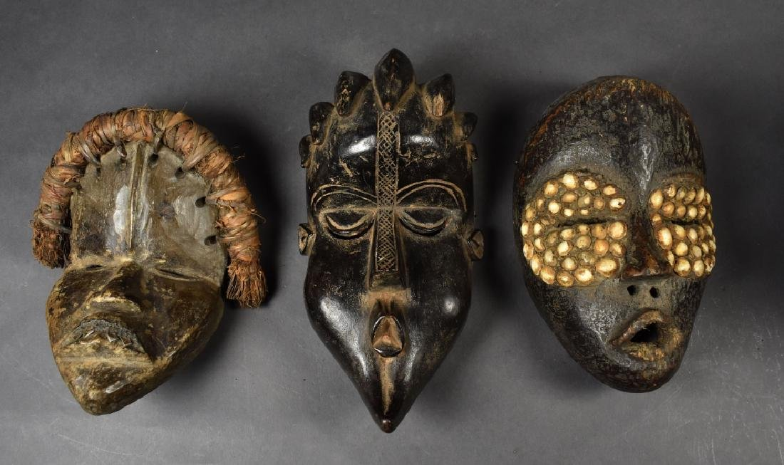 Three Misc Masks