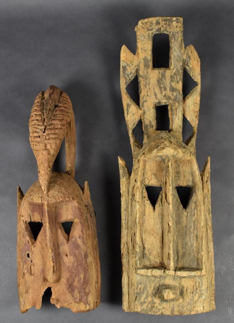 Two Dogon Masks