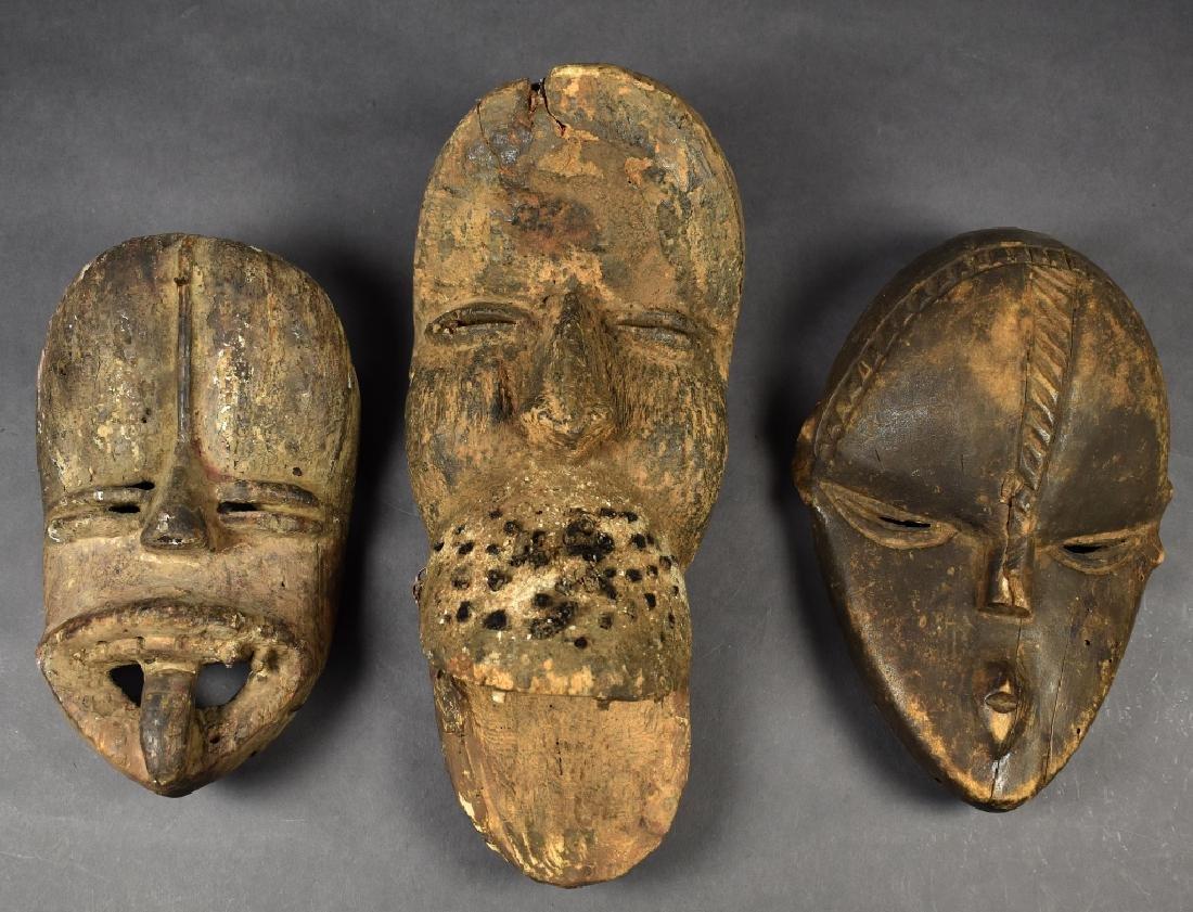 Three Misc. Masks