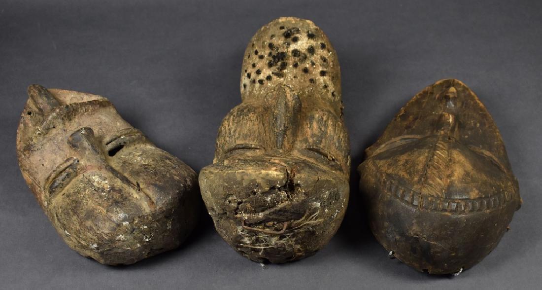 Three Misc. Masks - 6