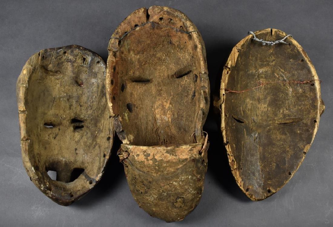Three Misc. Masks - 7