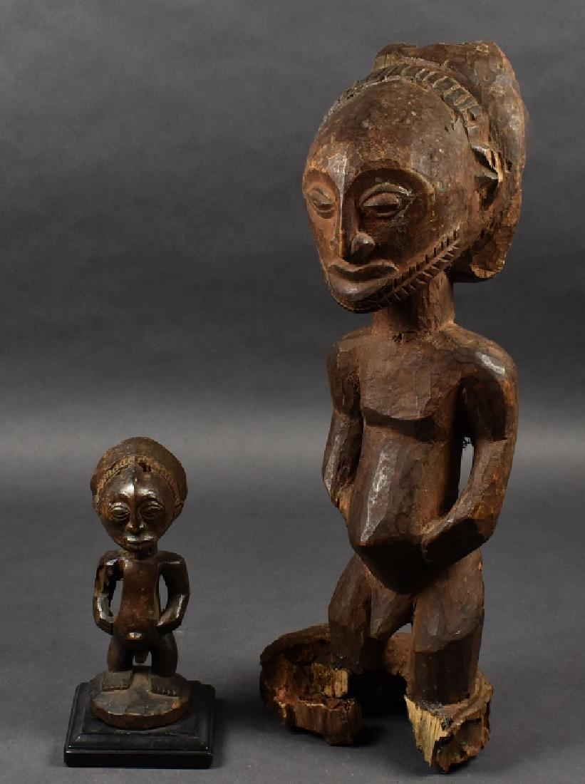 Two Hemba Figures