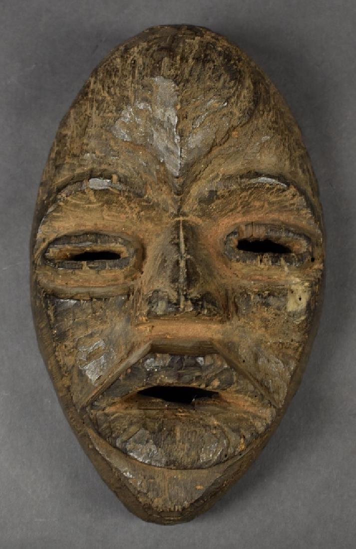 Misc. African Mask