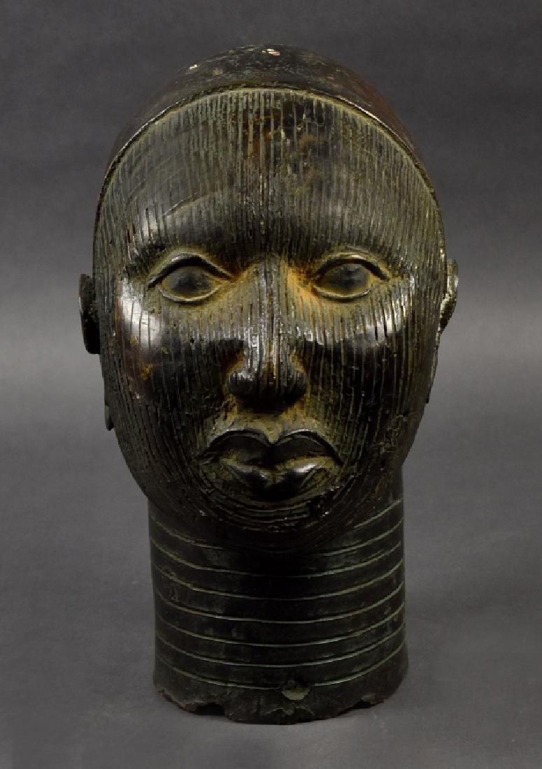 Benin Oba Figure