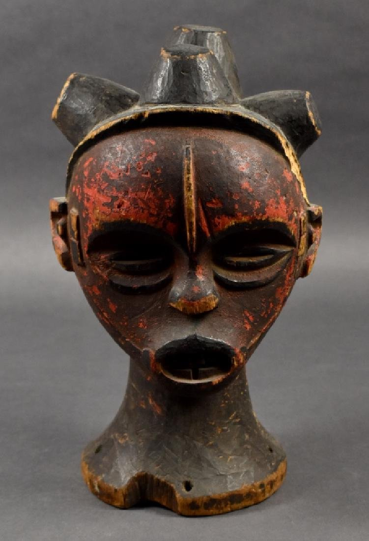 Misc  African Bust