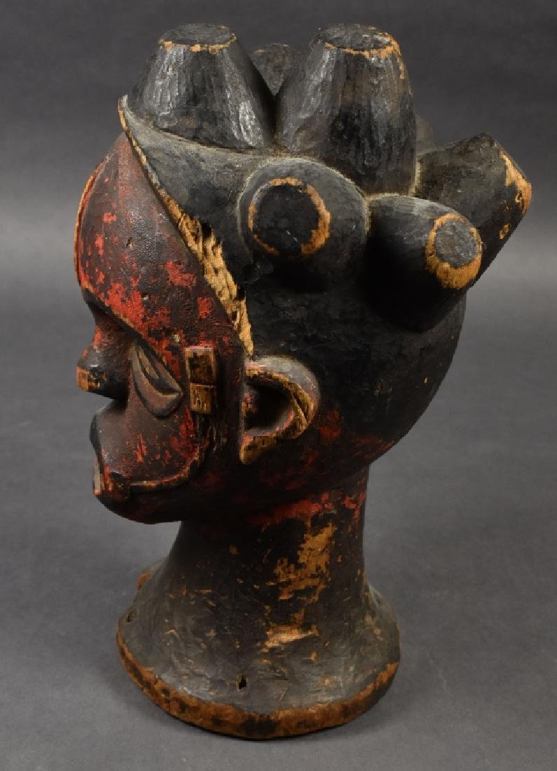 Misc  African Bust - 2