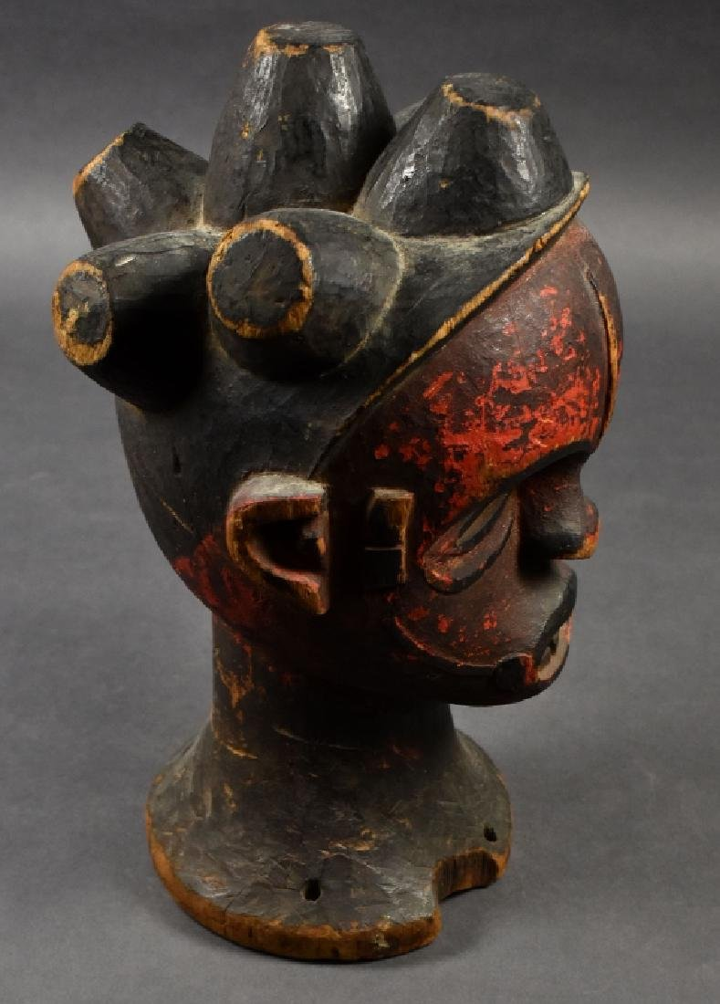 Misc  African Bust - 4