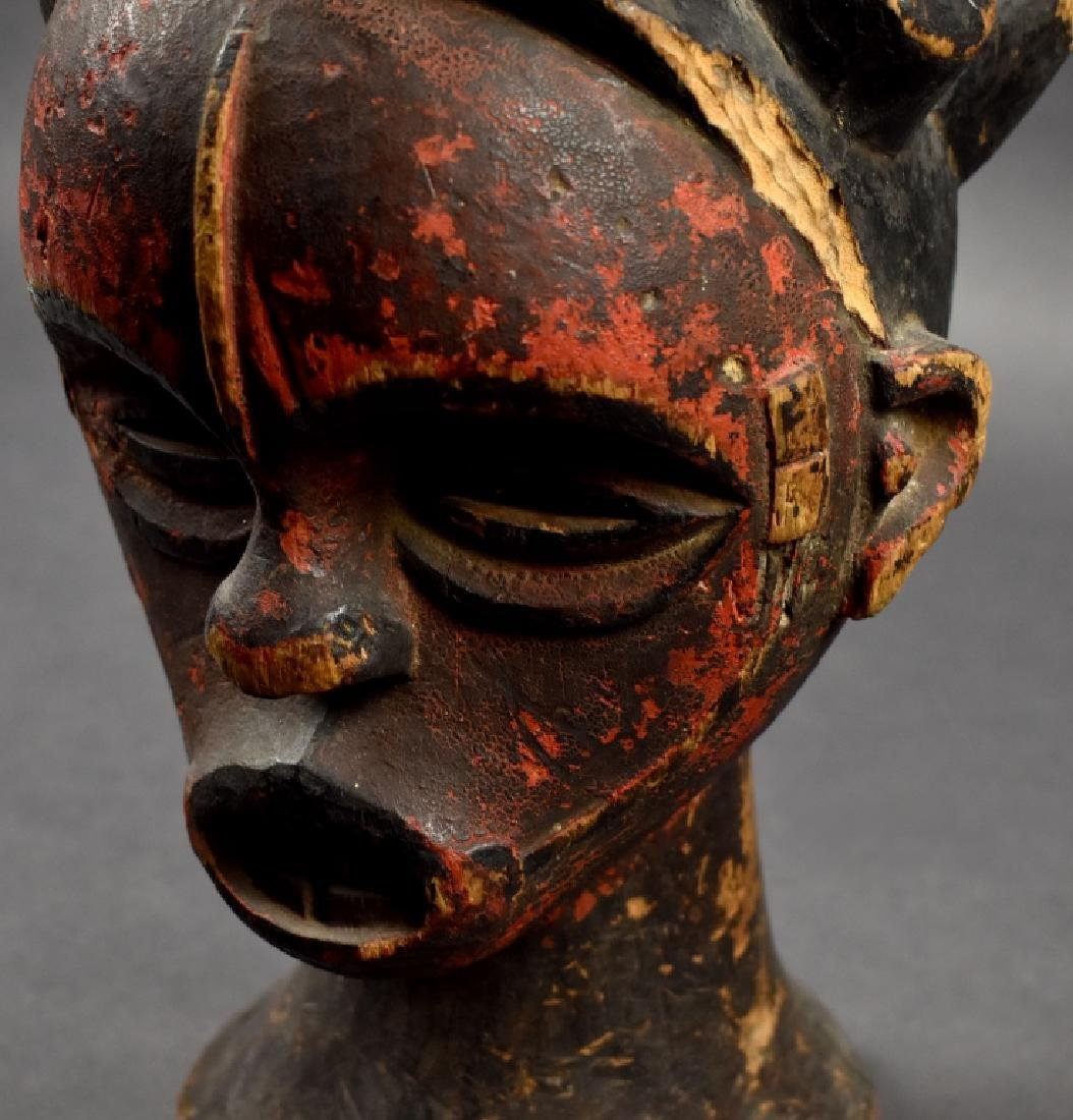 Misc  African Bust - 5