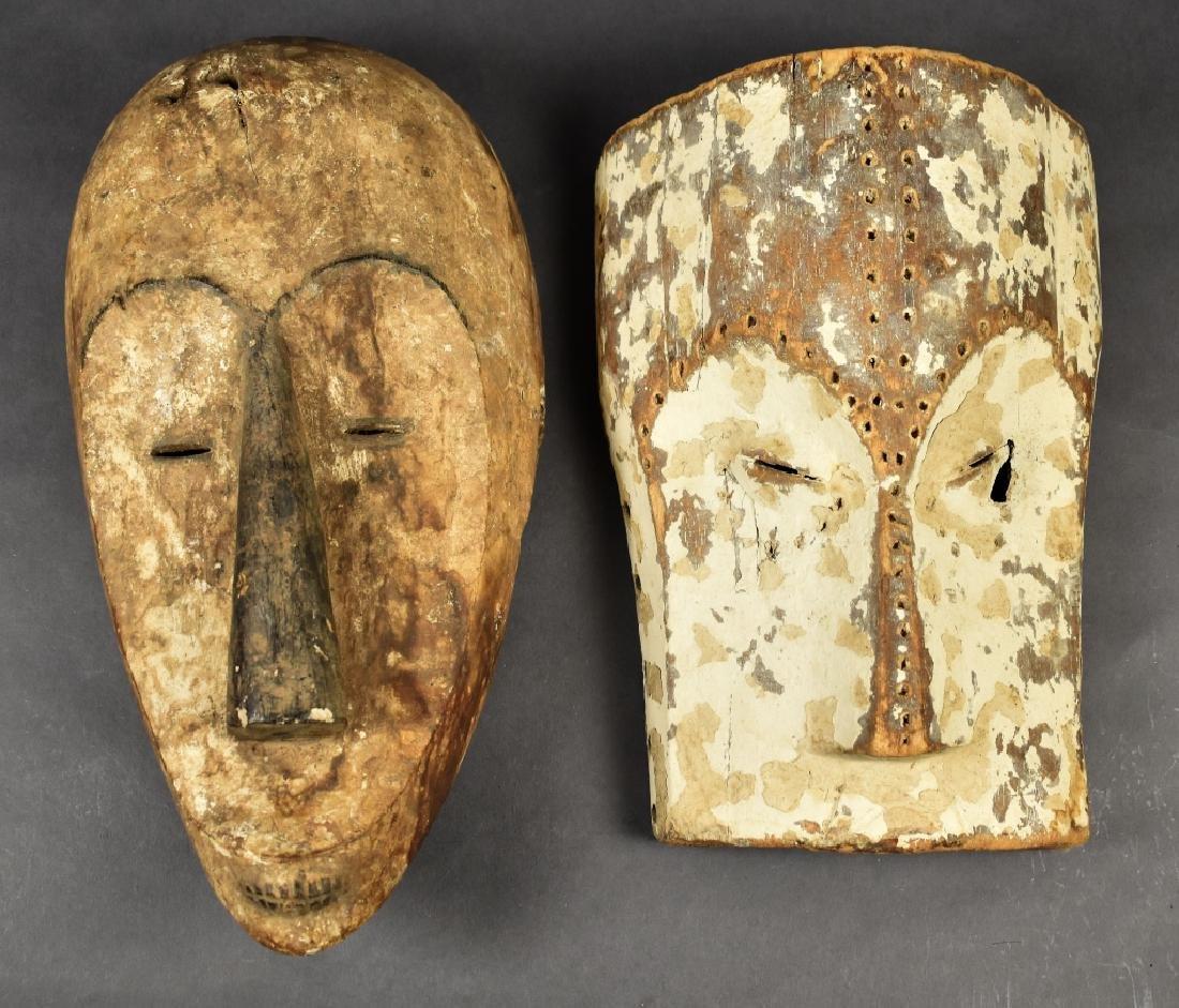 Two Lega Masks