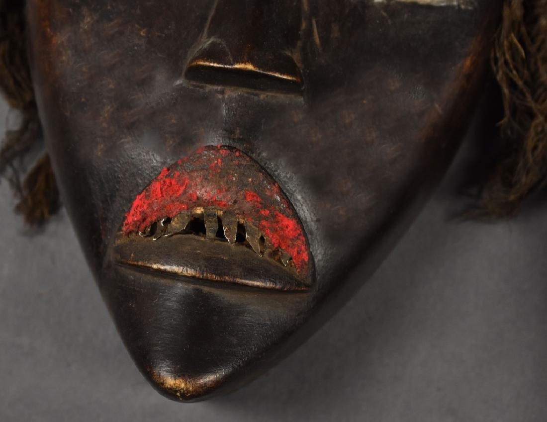 Three Dan Masks - 2