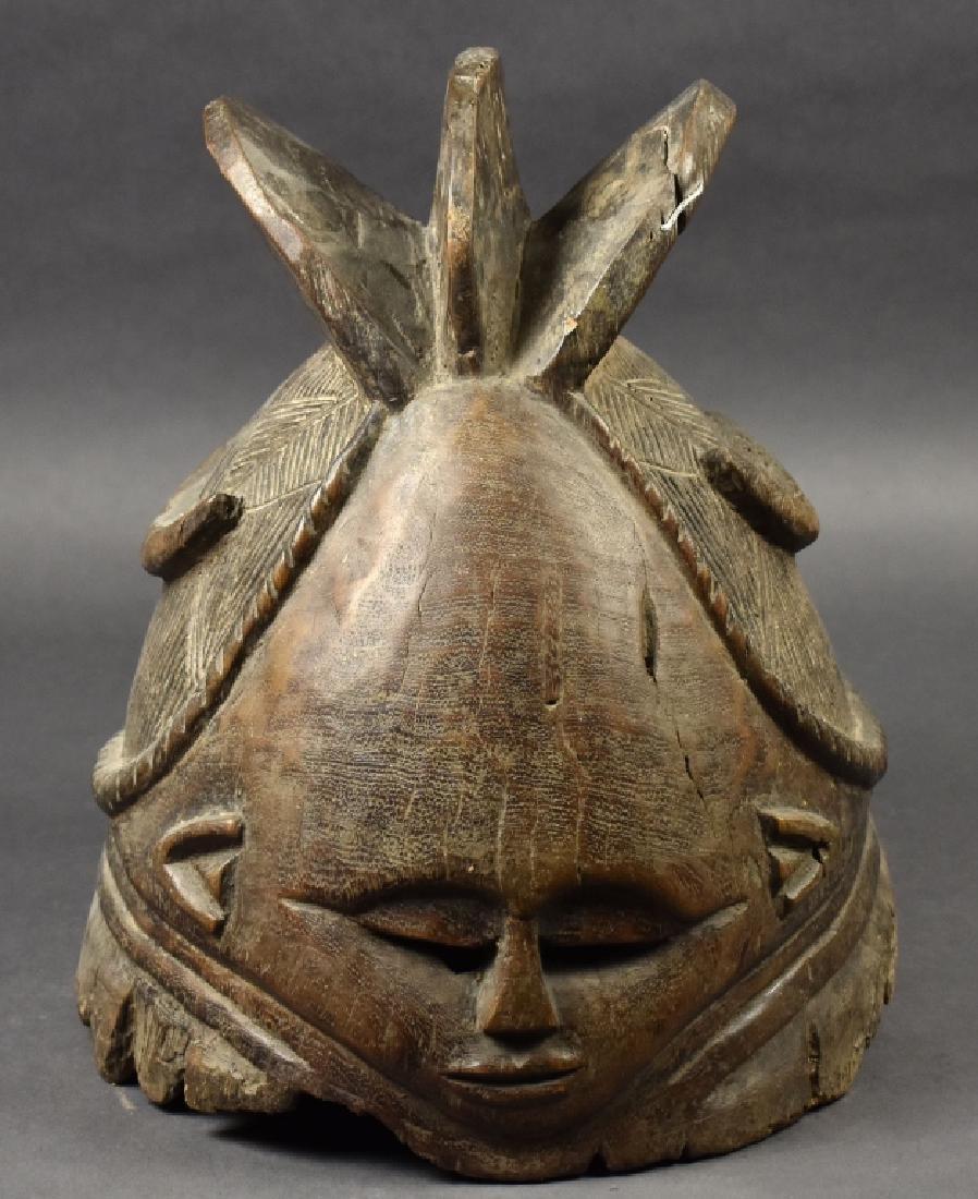 Female Helmet Mask