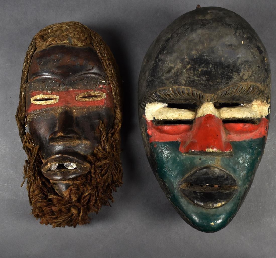 Two Dan Masks