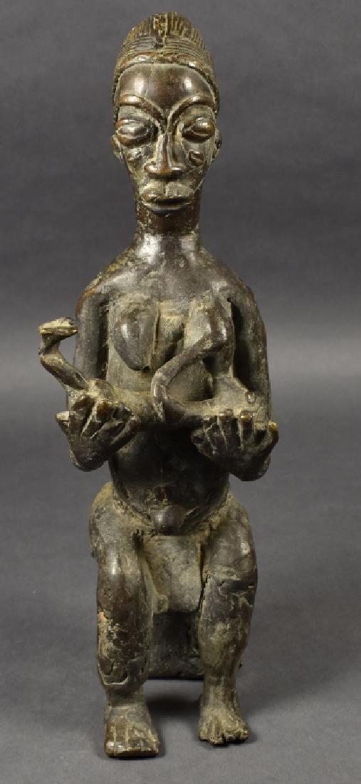 Baole Materinity Figure- Bronze
