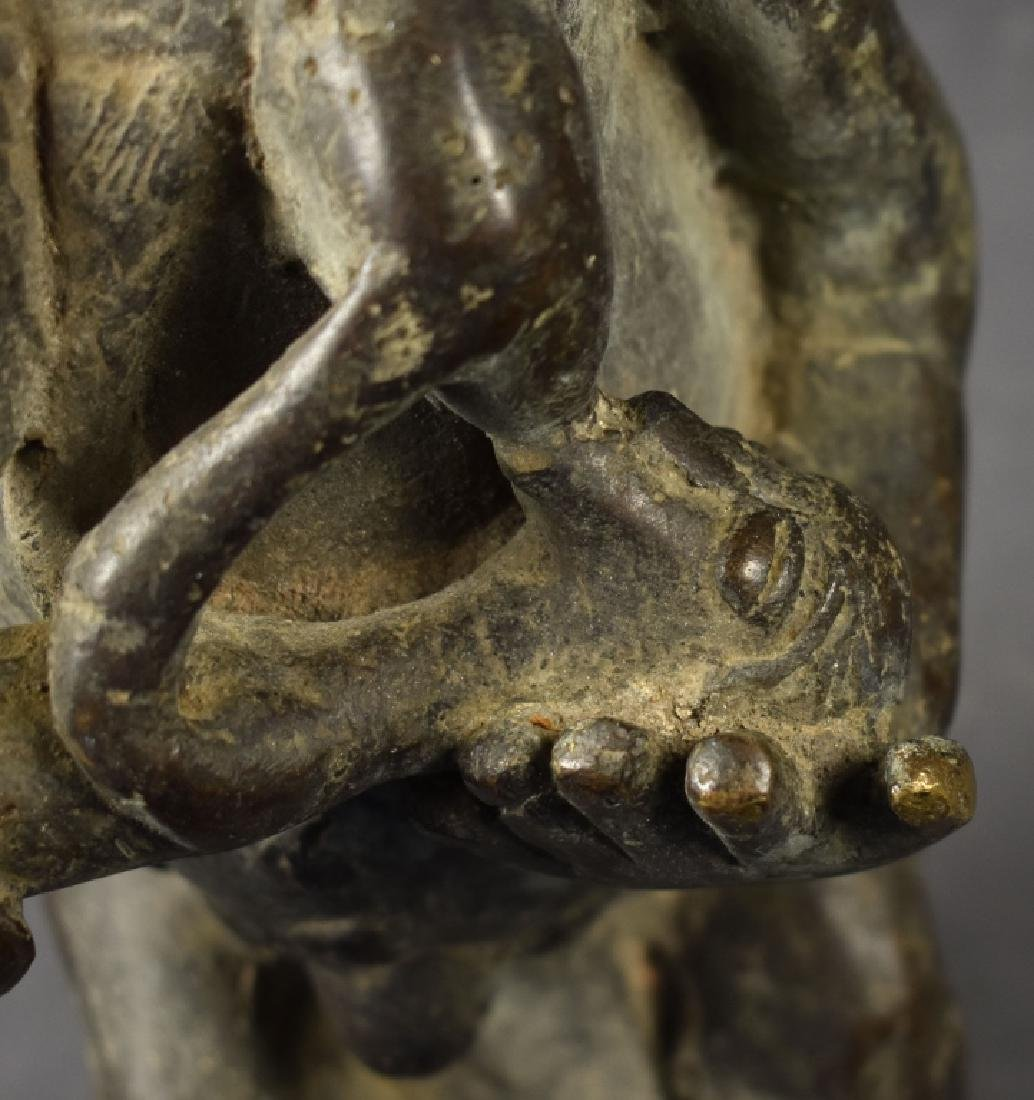Baole Materinity Figure- Bronze - 4