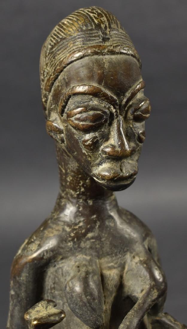 Baole Materinity Figure- Bronze - 5