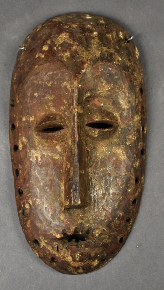 Lega Tribe Mask