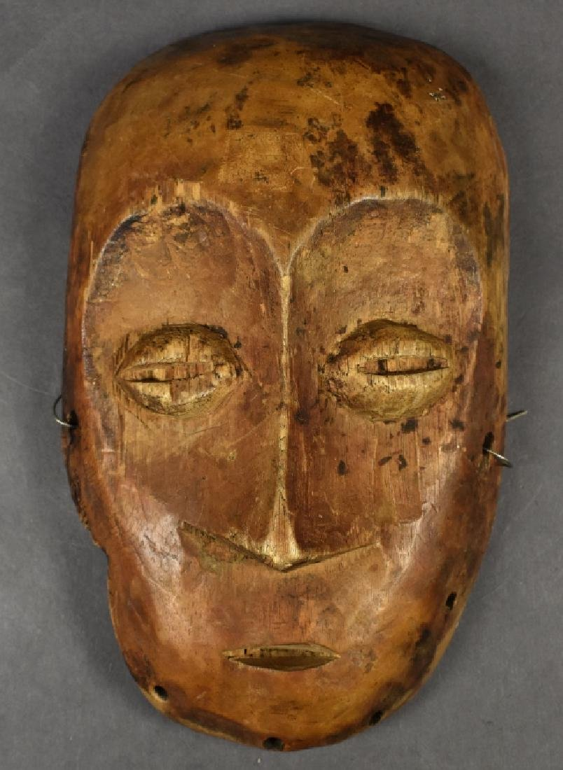 Miscellaneous African Mask
