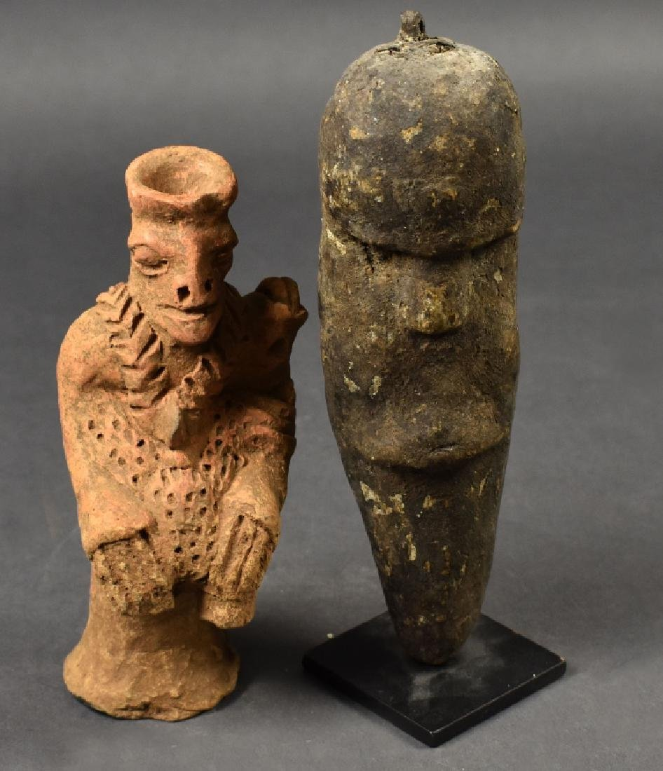 Miscellaneous African Figures